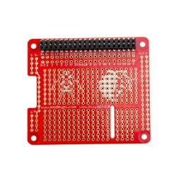 Raspberry Pi Prototyping Plate HAT.