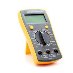 3 1/2 Digitale multimeter - Low Cost