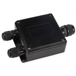 Aansluitbox 3 weg - waterdicht - IP68