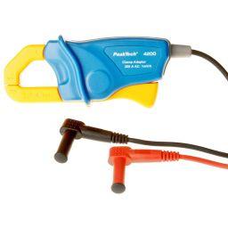 AC stroomtang voor multimeter 200A AC met 4mm plugs.