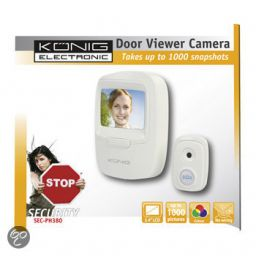 Door Viewer Camera***
