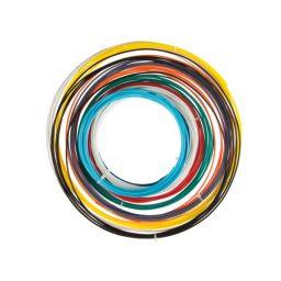 """PLA-draad-assortiment - 1.75 mm (1/16"""") - 10 kleuren - voor 3d-printer en 3d-pen"""