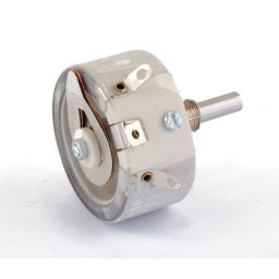 Wirewound potentiometer 100 ohm mono lin.