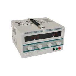 ** Laboratoriumvoeding 0-30V / 0-10A dubbele LED display