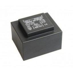 Printtransformator 10VA 2x12V 2x416mA
