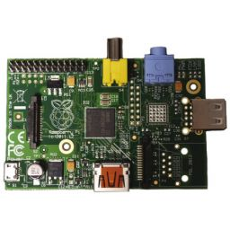 Raspberry Pi type A board