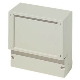 ABS Enclosure PG 186x131x82,5 Light Grey