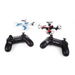 Sky Fighter - set met 2 battle drones - XM214