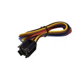 Draadconnector voor Autorelais Met 60cm draad in 5 kleuren