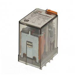 Industriële Relais DPDT 12VAC 10A/250VAC 140ohm