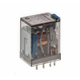 Industriële Relais DPDT 24VDC 10A/250VAC 600ohm