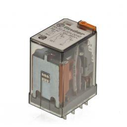 Industriële Relais DPDT 24VAC 10A/250VAC 600ohm