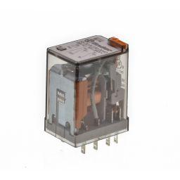 Industriële Relais DPDT 230VAC 10A/250VAC 17kohm