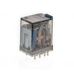 Industriële Relais 4PDT 12VDC 7A/250VAC 140ohm