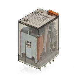 Industriële Relais 4PDT 12VAC 7A/250VAC 140ohm