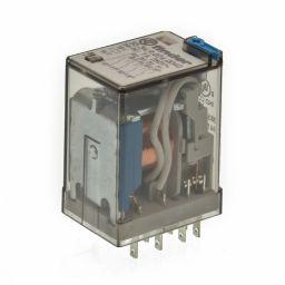 Industriële Relais 4PDT 24VDC 7A/250VAC 600ohm