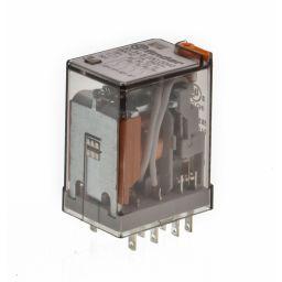 Industriële Relais 4PDT 230VAC 7A/250VAC 17kohm