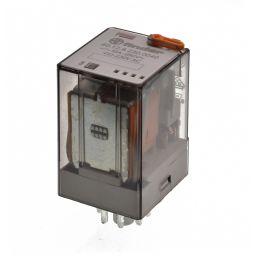 Industriële Relais 2PDT 230VAC 10A/250VAC 7,2kohm