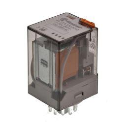 Industriële Relais 3PDT 230VAC 10A/250VAC 7,2kohm