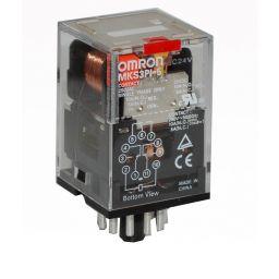 Industriële Relais 3PDT 24VAC 10A/250VAC 445ohm ***