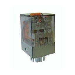 Industriële Relais 3PDT 24VDC 10A/250VAC 445ohm