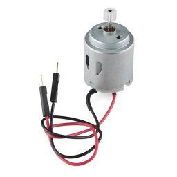 DC Motor 3VDC met 6mm gear 6600tpm (1,0-3VDC)