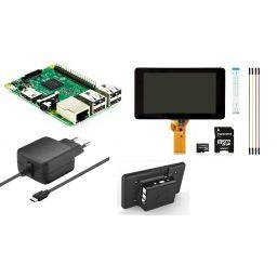 """Starterkit Raspberry PI 3 B met 7"""" touchscreen"""