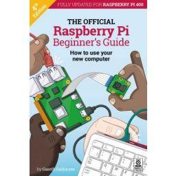Raspberry Pi 4 officiele beginners Gids - Engelstalig