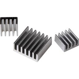 Raspberry Pi Heat sink kit set - 3 pcs