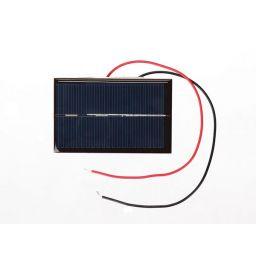 Ingekapselde zonnecel - 0,5V / 800mA SOL2N