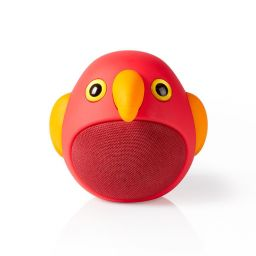 Animaticks Bluetooth Speaker Perry Parrot - 16GF1