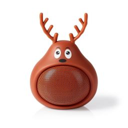 Animaticks Bluetooth Speaker Rudy Rendeer - 16GF1
