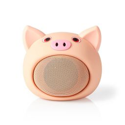 Animaticks Bluetooth Speaker Piny Pig- 16GF1