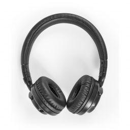 Hoofdtelefoon On-Ear 1,2m zwart