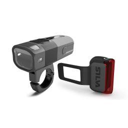 Silva fietslicht - Oplaadbaar via USB