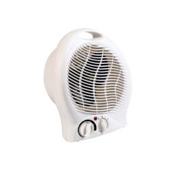 Ventilatorkachel - 2000 W - wit