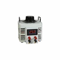 Regelbare transfo 1000VA rheotor 0-250V 4A
