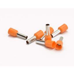 Eindhulzen 4,00mm² Oranje - 100 stuks