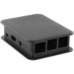 TEKO behuizing 100,8x73,7x28,5mm zwart