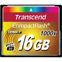 Compact Flash 16GB MLC 1000x Type I