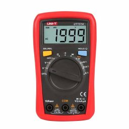 Compacte digitale multimeter autorange / klein model