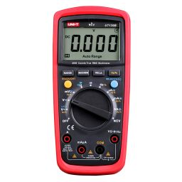 True RMS digitale multimeter auto range.