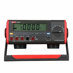 Digitale multimeter tafelmodel manual range
