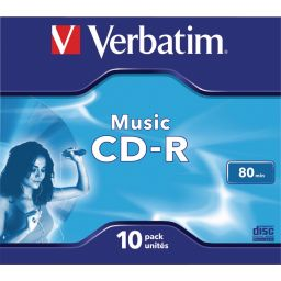 CD-R - 700MB - 10 stuks