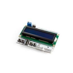 LCD & keypad shield voor arduino