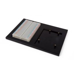 Projecthouder voor Arduino® Uno ontwikkelbord & breadboard