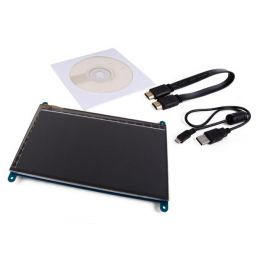 "HDMI-B Touchscreen voor Raspberry Pi ® - 7"" - 800x480"