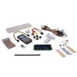 Set elektronische onderdelen voor Raspberry pi®