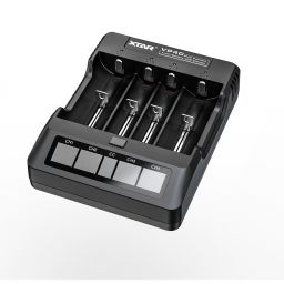 Fast charger Li-ion micro USB Batterijlader
