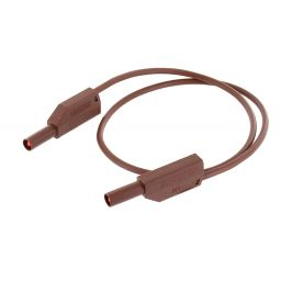 Veiligheidssnoer  bruin 0,5m VSN05BR